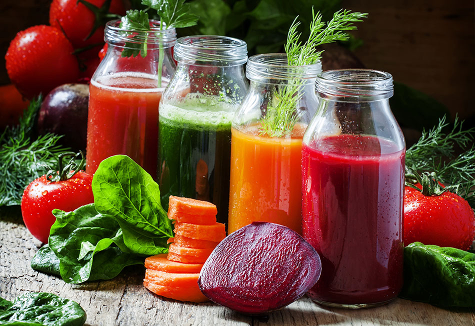 antioxidant juices for eye health