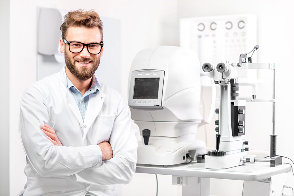 the best eye doctor and eye exam machines