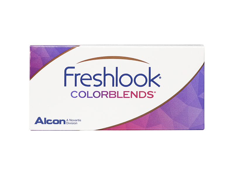 FreshLook ColorBlends (2 Lenses per box)