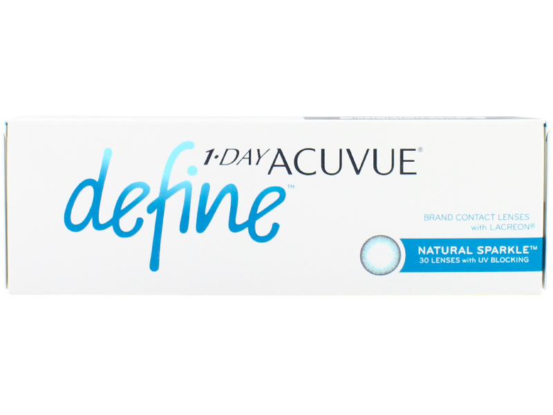 1day Acuvue Define Natural Sparkle with Lacreon