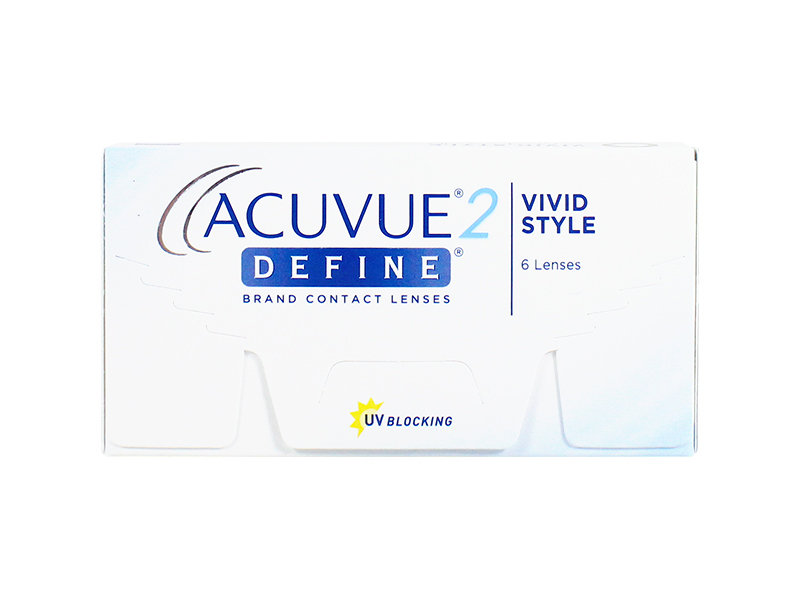 2-Week Acuvue Define